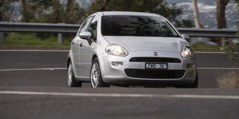2013 Fiat Punto Review