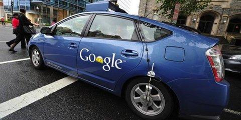 Google developing its own autonomous car: report