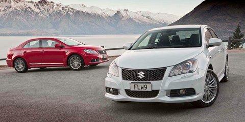 Suzuki Kizashi range updated: new $29,990 driveaway entry point