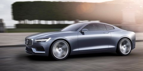 "Volvo would like to have a large coupe, but project is ""on hold"""