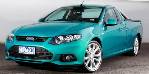 2012-13 Ford Falcon FG II ute recalled over rear axle fix: 3000 vehicles affected