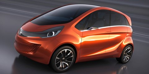 "Tata Nano: next-gen Indian micro to become global ""smart city car"""