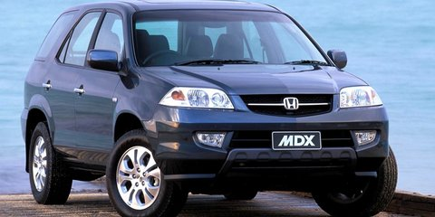 Honda Australia recalls MDX SUV again for airbag electronics fault