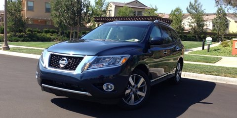 2014 Nissan Pathfinder Review
