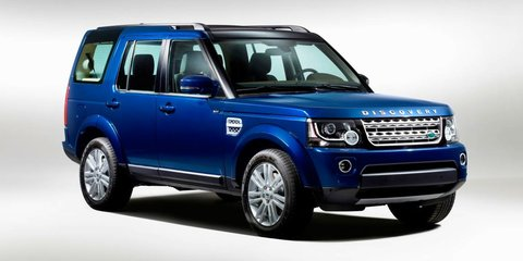 2014 Land Rover Discovery: new V6 and new badge here in March