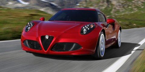 Alfa Romeo 4C Review
