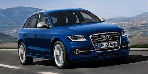Audi Q5: luxury SUV range updated for 2014
