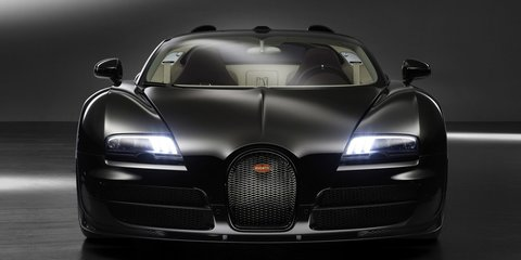 Bugatti Veyron Legend Jean Bugatti: second special edition revealed