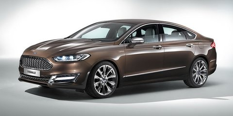 Ford Mondeo Vignale concept to preview new premium sub-brand