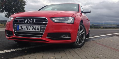 Audi S4 Review: 1600km lap of Germany
