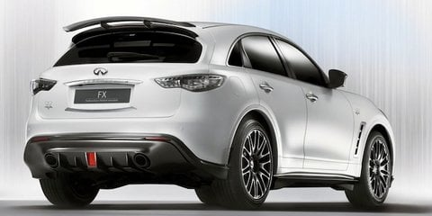 Infiniti to launch performance sub-brand