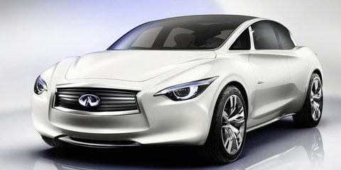 Infiniti QX30 confirmed