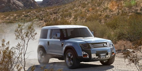 Land Rover Defender : It needs to be 'awesome' and 'the best off-road'