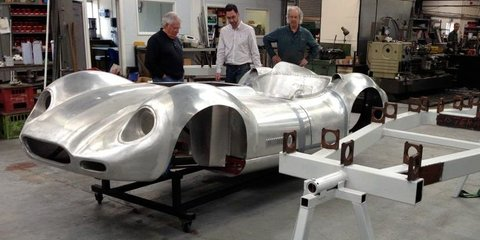 Lister Cars back in business: Jaguar-based 'Knobbly' to return