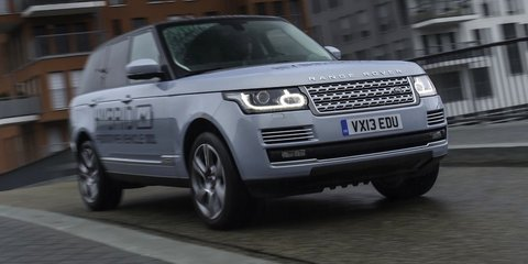 Range Rover Hybrid Review: quick drive