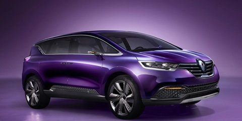 Renault Initiale Paris Concept: first photos