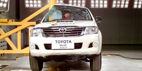 Toyota HiLux 4x4: safety upgrades lead to five-star ANCAP rating