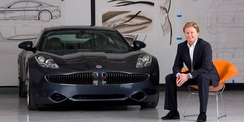 Fisker loan up for sale after missed payments