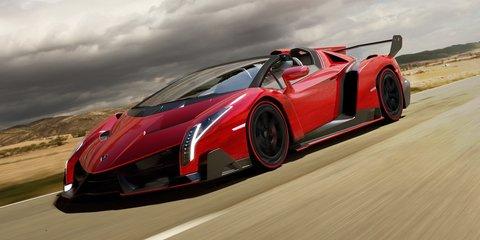 Lamborghini to launch Veneno successor at Geneva 2016 - report
