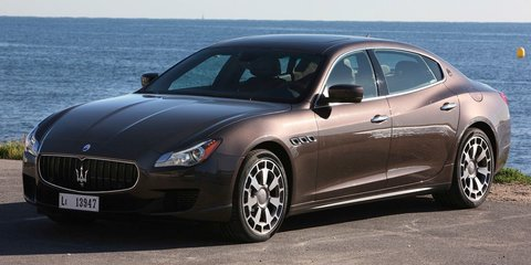 Maserati Quattroporte spearheads rising sales for luxury Italian marque
