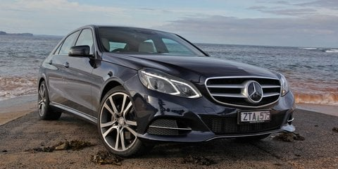 Mercedes-Benz E-Class Review: E300 BlueTec Hybrid