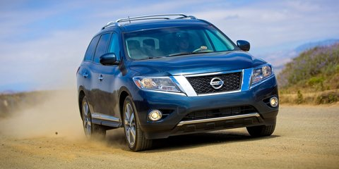 Nissan Pathfinder: new SUV affected by global ABS recall