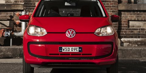 Volkswagen unhappy with Up! sales, but committed to the car