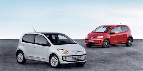 Volkswagen Up! to get new automatic, improve pedestrian safety