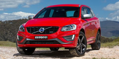 Volvo XC60 pricing and specifications