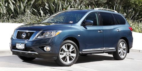 Nissan Pathfinder: pricing and specifications