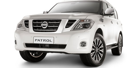 2014 Nissan Patrol: facelifted SUV not planned for Oz
