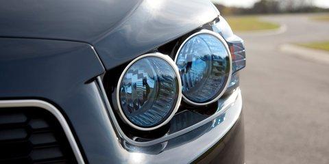 Holden Barina RS sedan not on local radar