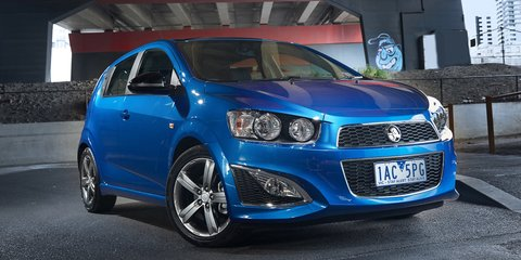 2013 Holden Barina RS Review