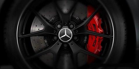 Mercedes-Benz SLS AMG Final Edition to send off supercar