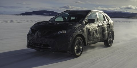 Nissan Qashqai: next-gen compact SUV teased on video