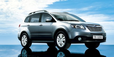 "Subaru Tribeca replacement to be ""completely different"": report"