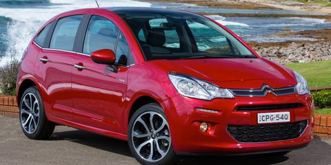 Citroen C3 facelift arrives, new Exclusive spec added