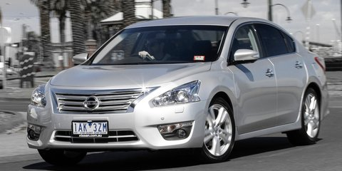 Nissan Altima doesn't need to be popular to make V8 Supercars racing viable, argues local boss