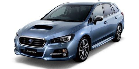 Subaru Levorg: sporty wagon concept revealed