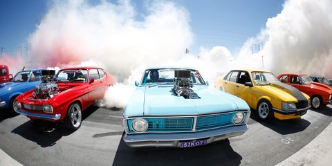 2014 Summernats Free Tickets Competition