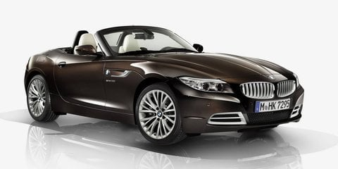 BMW Z4 Pure Fusion Design package released