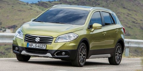 Suzuki SX4 S-Cross: pricing and specifications