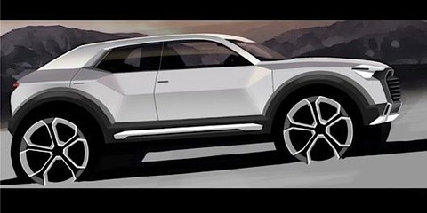 Audi Q1 due to arrive in 2016