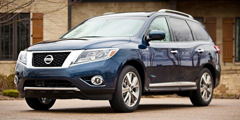 Nissan Pathfinder Hybrid : Pricing and specifications