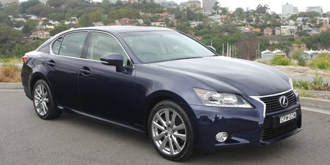 Lexus GS300h Review