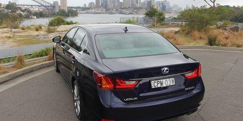 Lexus GS300h Review