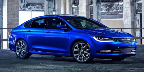 Chrysler 200: first images of second-gen sedan leaked