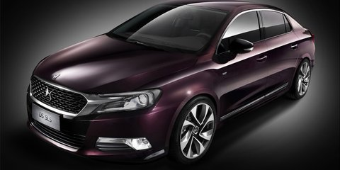 Citroen DS5 LS : China-only premium sedan revealed