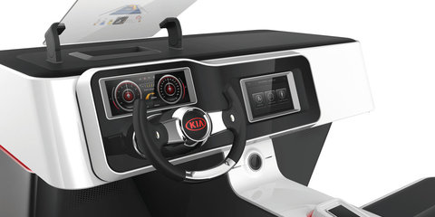 Kia signals direction for next-gen in-car technology