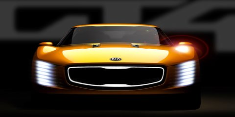 Kia GT sports sedan now 'makes sense'